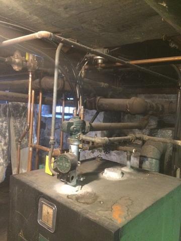 Combi Boiler Install in Dedham