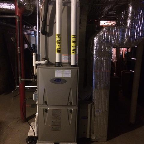 Furnace Replacement in Natick, MA