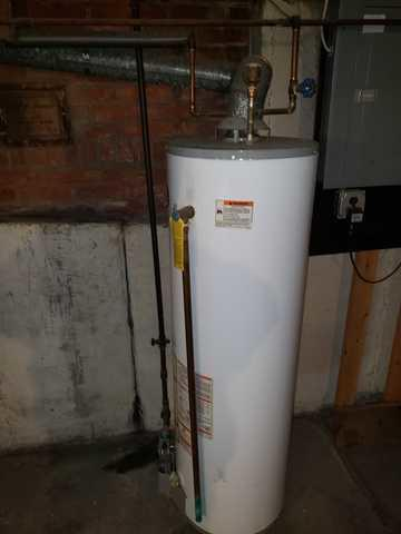 Tankless Hot Water Heater in Weymouth, MA