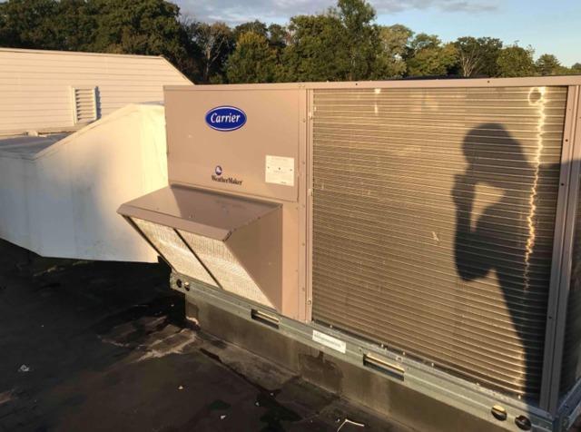 Carrier Rooftop Unit