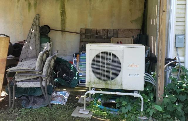 Ductless Heat Pump Replacement in Quincy, MA