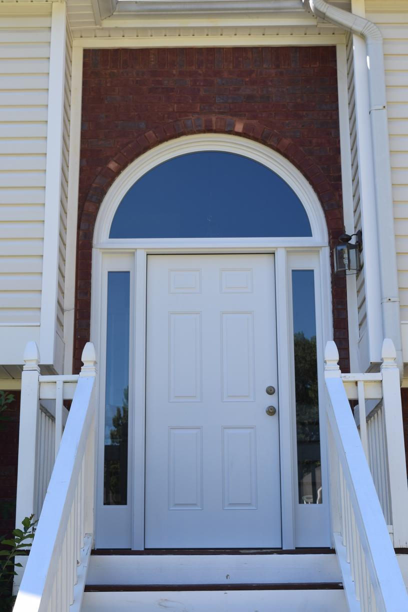 New Entry Door in Acworth - After Photo