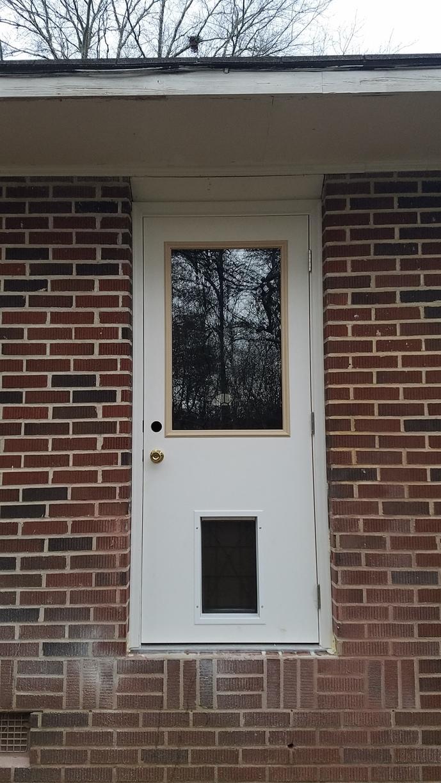Canton Door Transformation - After Photo