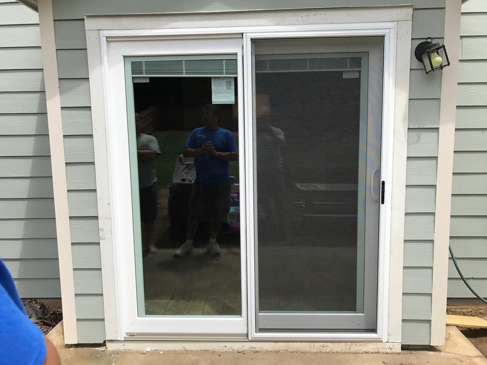 Kennesaw Replacement Patio Doors Sliding Door Installation