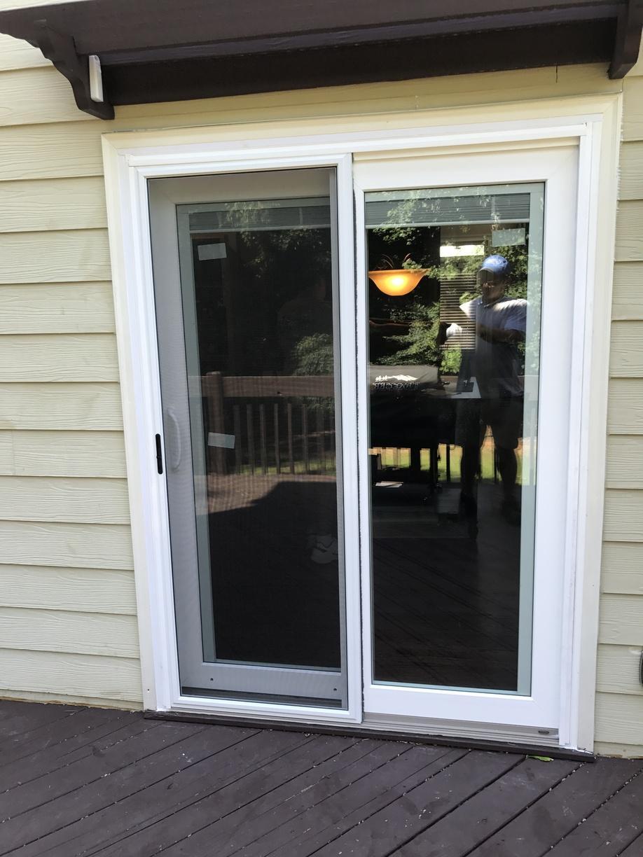 Acworth, GA Door Conversion - After Photo