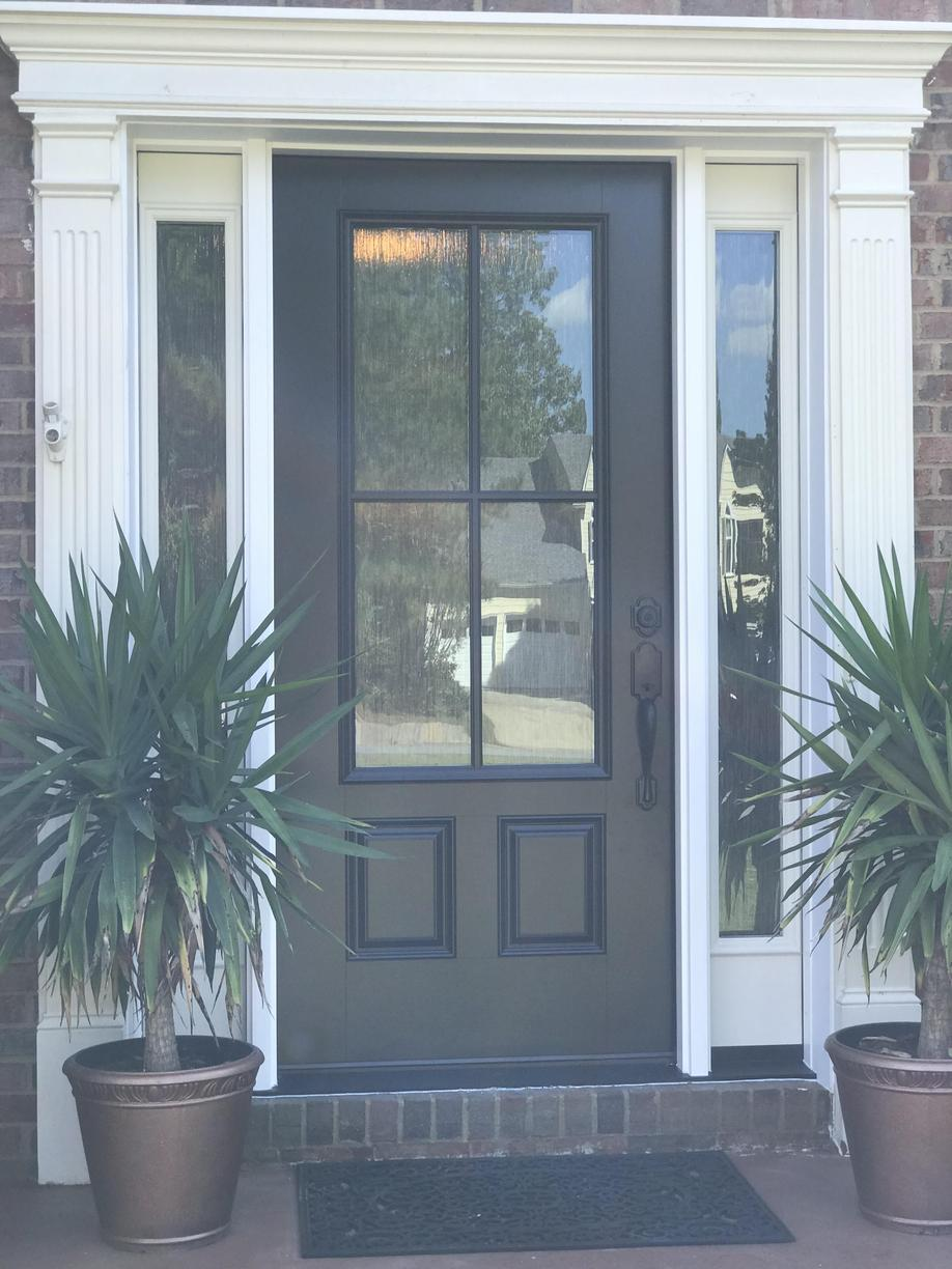 New ProVia Heritage Entry Door in Kennesaw, GA - After Photo