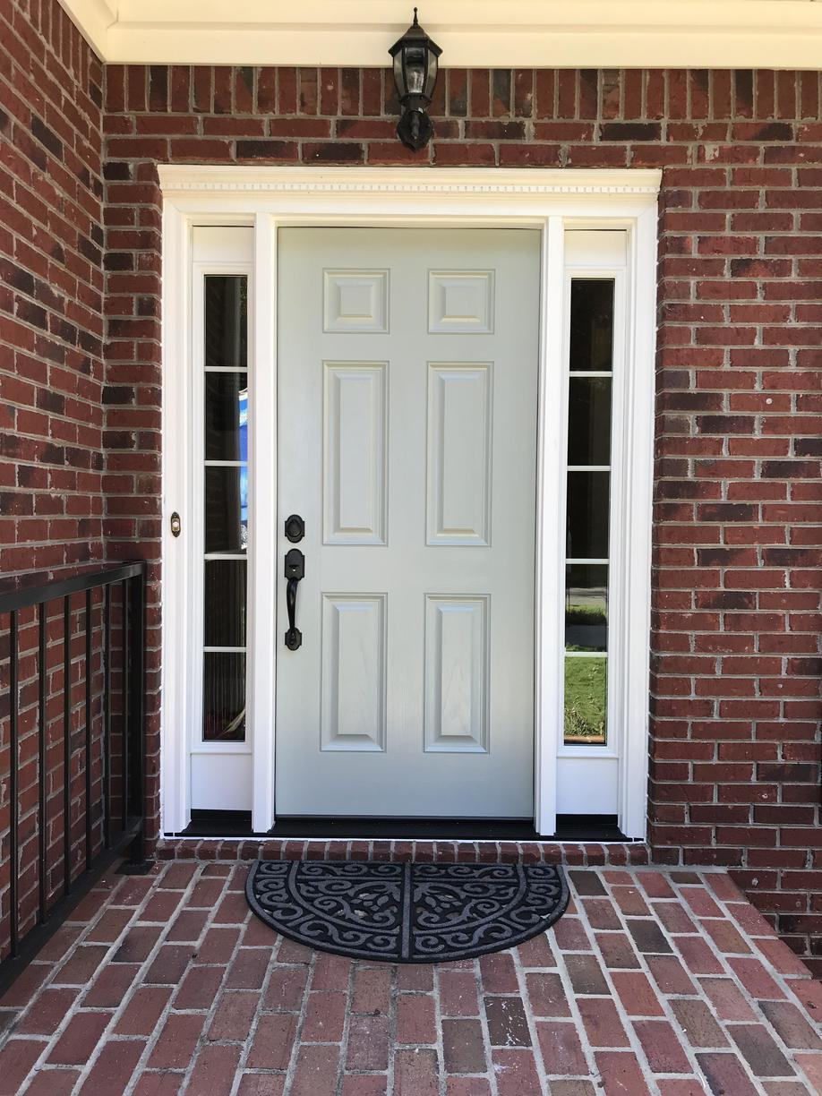 New ProVia Entry Door in Acworth - After Photo