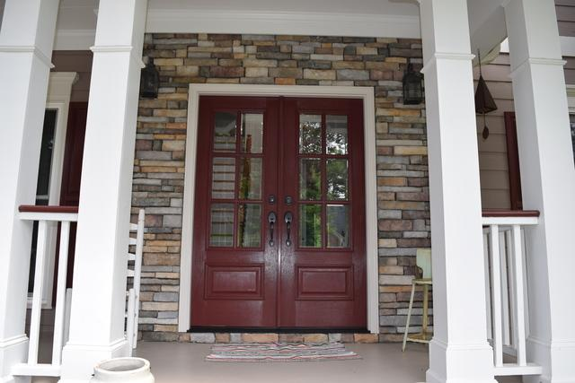 Woodstock Entry Door Conversion
