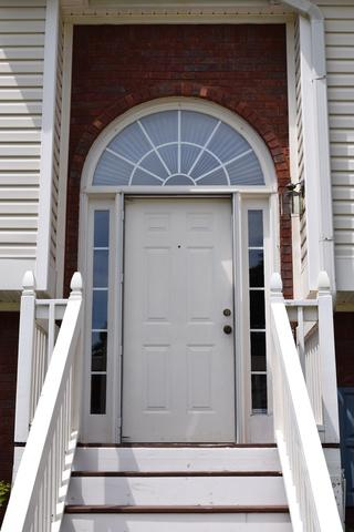 New Entry Door in Acworth