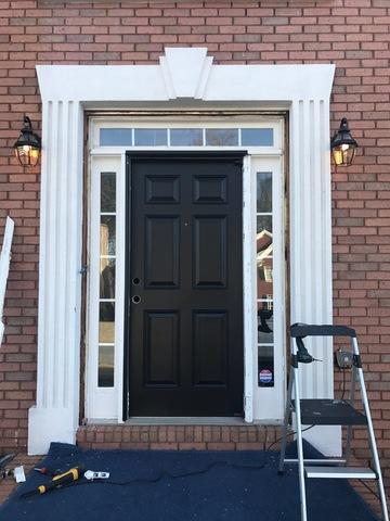 Craftsman Door Installation in Woodstock