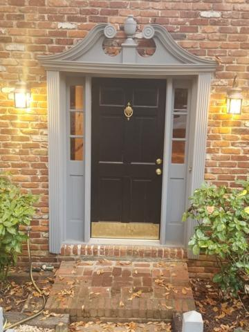 New Entry Door in Atlanta, Georgia