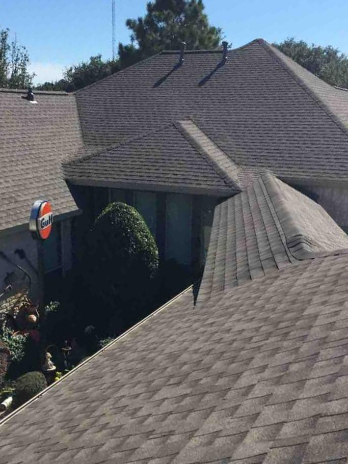 Roof Replacement in Friendswood, TX - After Photo