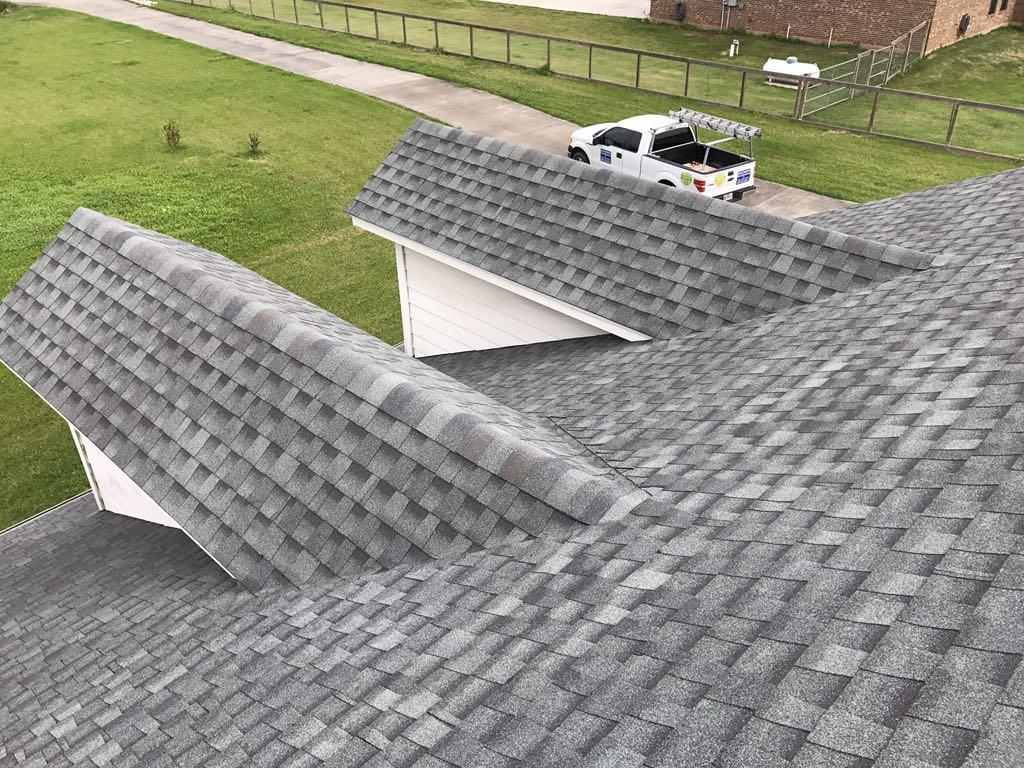 Roof Replaced in Alvin, TX - After Photo