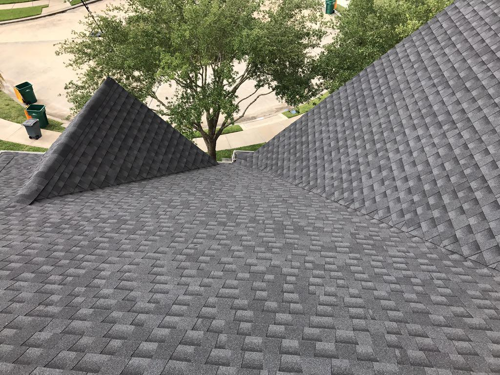 Insurance Claim - New Roof in Manvel, TX - After Photo