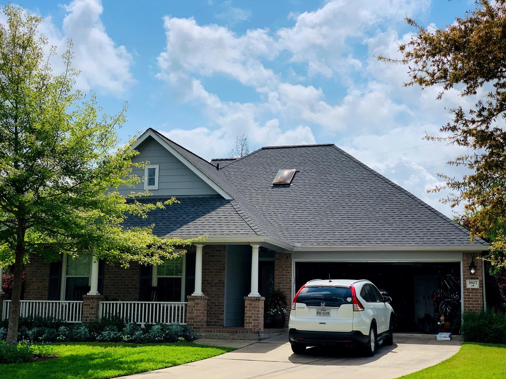 Manvel, TX Home Gets New Roof - After Photo