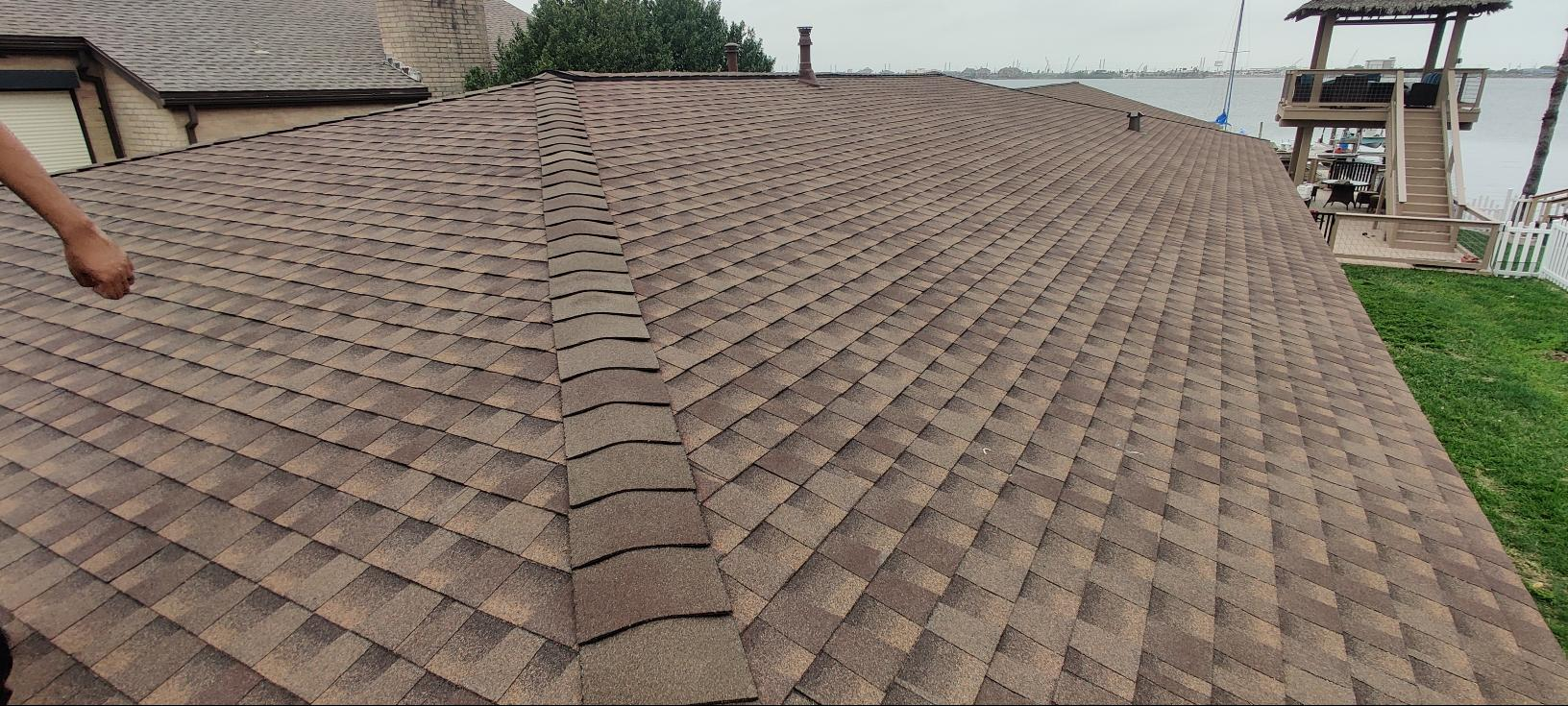 GAF Roof Replacement - After Photo