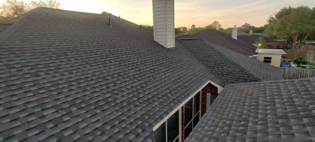 GAF Roof Replacement