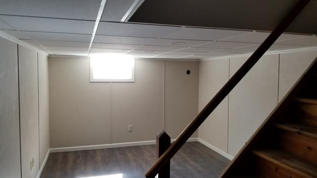 Finished Basement in Poughkeepsie, NY - After Photo