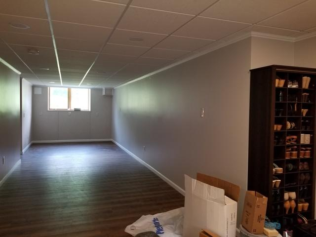 Basement Finishing in Middletown, NY - After Photo