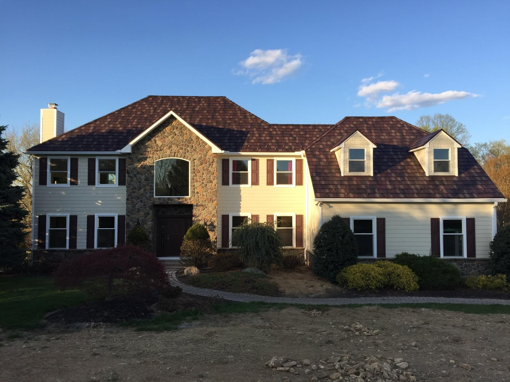 Metal Shake Roofing in Chester Springs, PA - After Photo