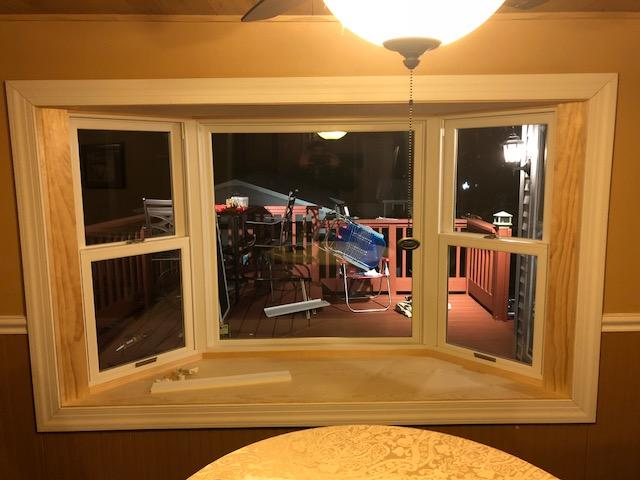 Marvin Infinity Bay Window Installation in East Hanover, NJ - After Photo