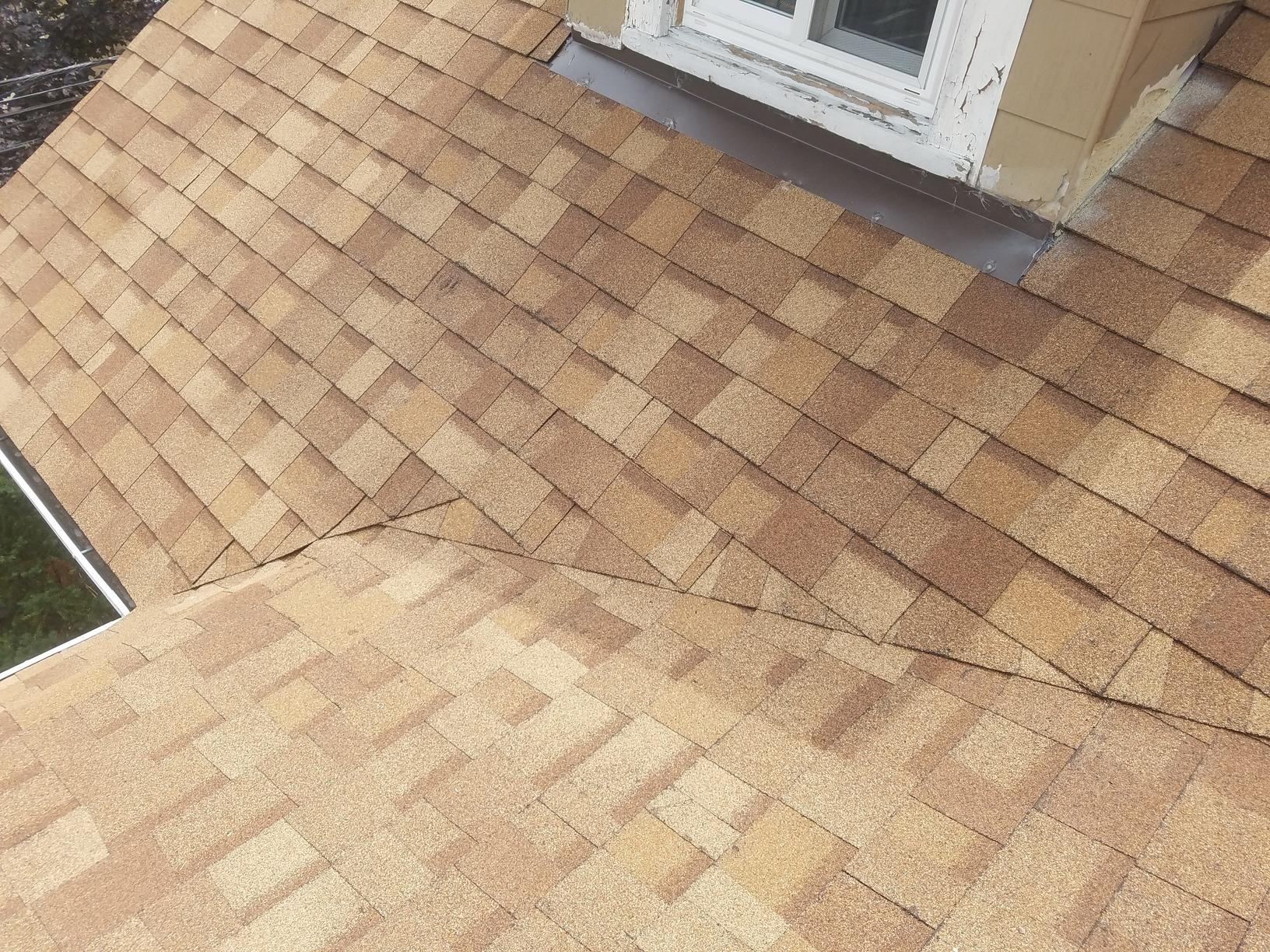 Owens Corning Desert Tan Duration Shingle Installation in Bloomfield, NJ - After Photo