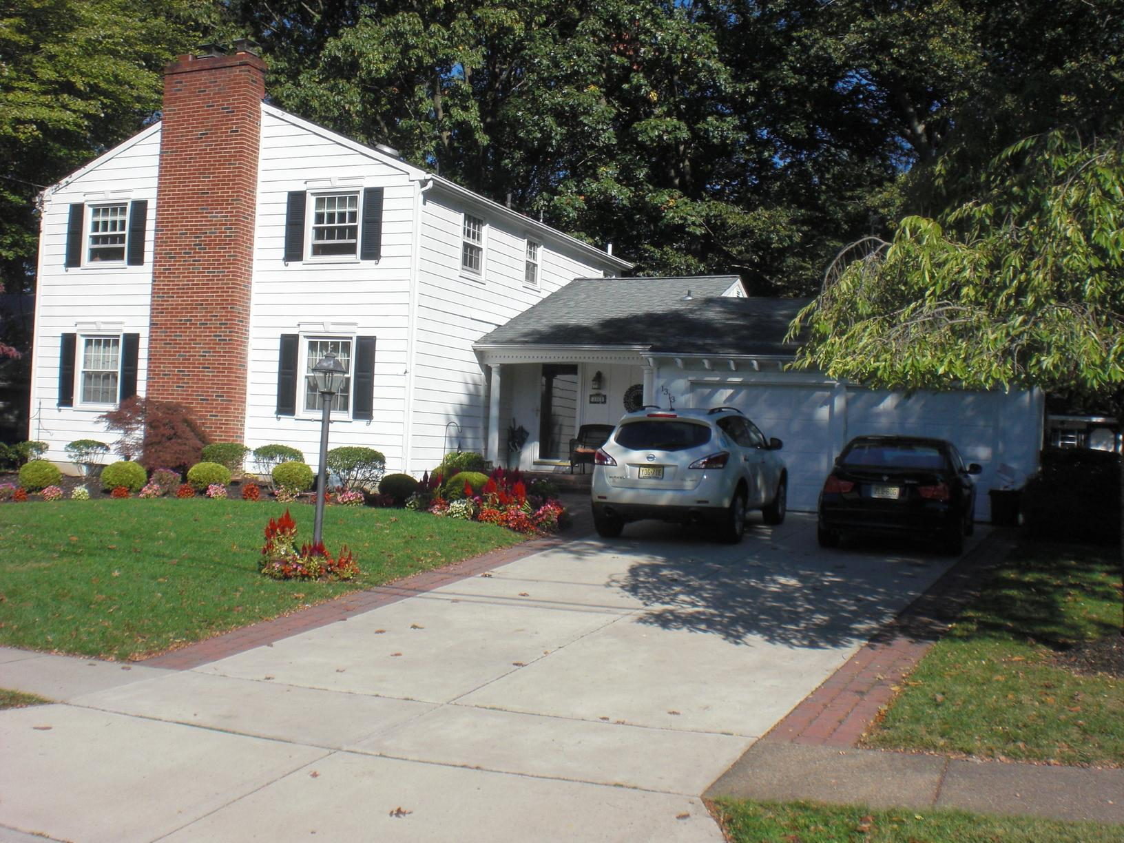 Tuscan Hill GlobalTech Plus Insulated Vinyl Siding Installation in Cherry Hill, NJ - Before Photo