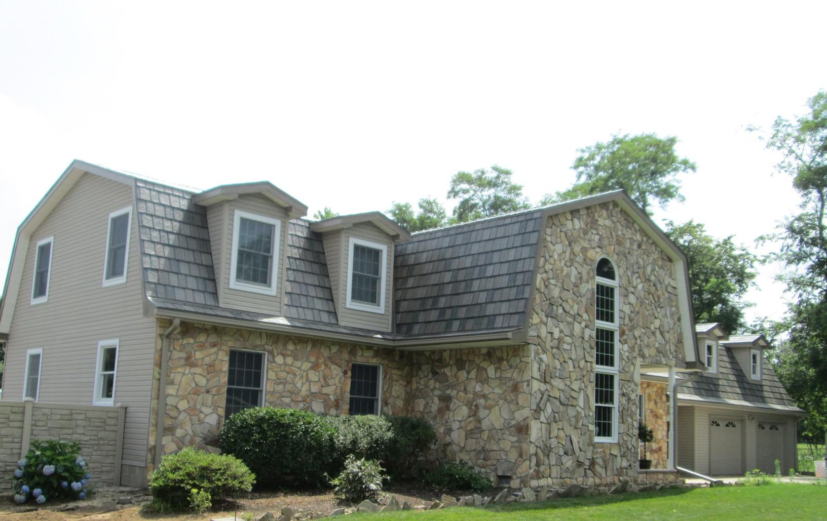 Metal Roof Installation in Clayton, DE - After Photo