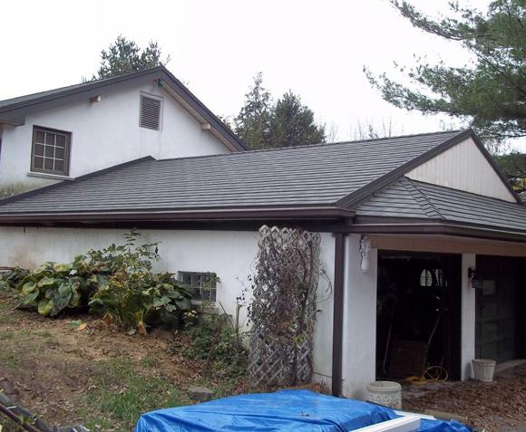 Metal Roof Installation in New Hope, PA