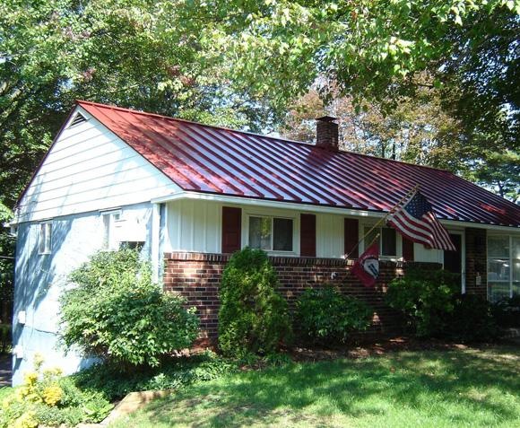 Standing Seam Metal Roof Replacement in Doylestown, PA