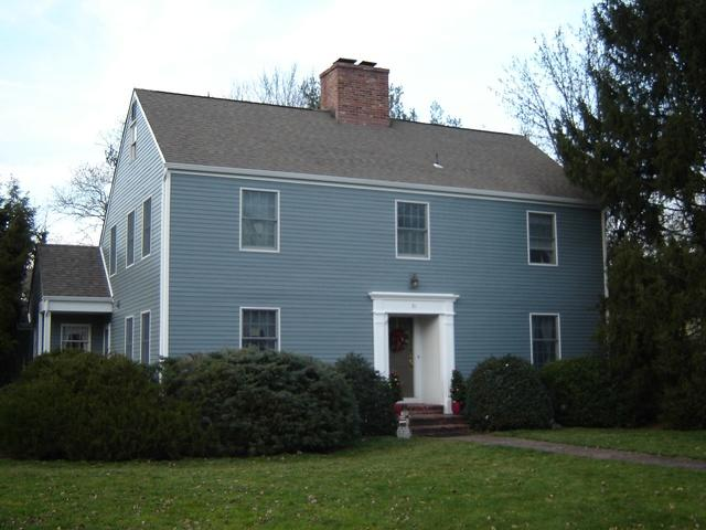 James Hardie Siding on Historic Home in Chester, NJ