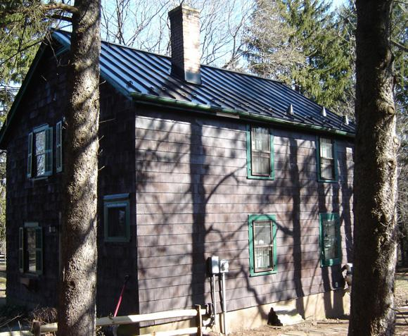 Metal Roof Replacement Job in New Vernon, NJ