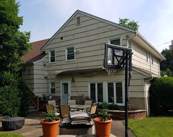 James Hardie Fiber Cement Siding Installation in Tenafly, NJ