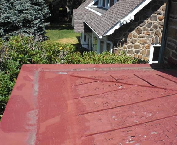 Metal Roof Replacement in West Chester, PA