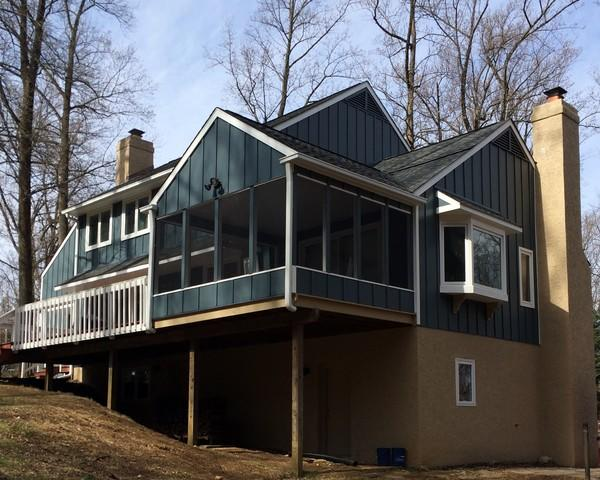 Fiber Cement Siding Installation in Phoenixville, PA