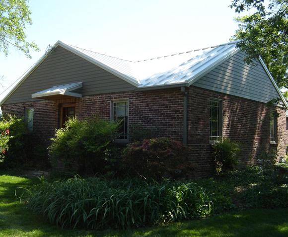 Metal Roofing Job in Wilmington, DE