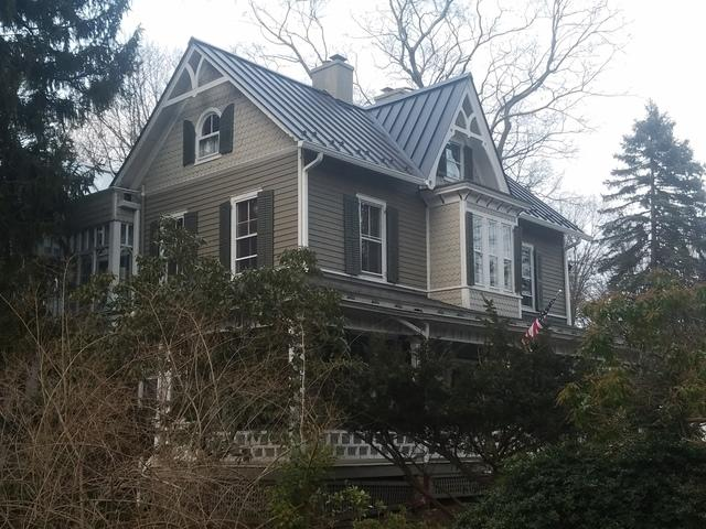 Standing Seam Metal Roof Installation Closter, NJ