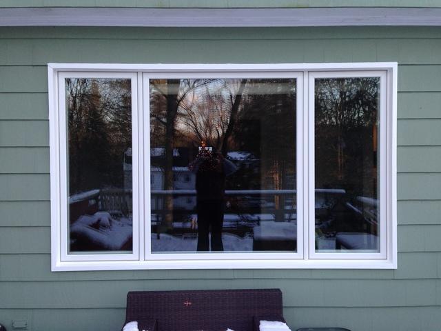 Marvin Infinity Window Installation in Short Hills, NJ