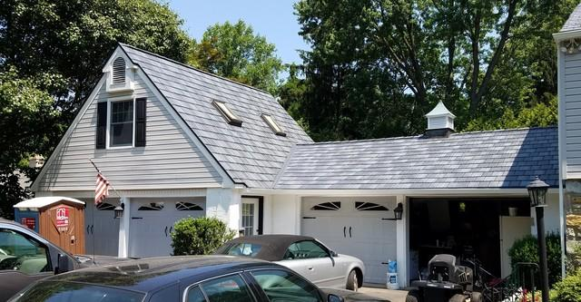 Roof Replacement and Gutter Installation in Huntingdon Valley, PA