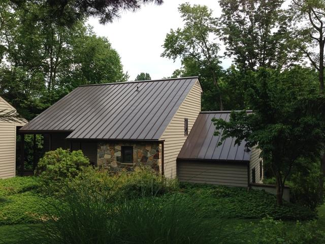 Metal Roof Replacement in Chadds Ford, PA - After Photo