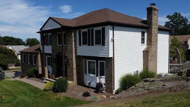 Siding Installation, Metal Pent Roof Installation and Window Installation in Verona, NJ