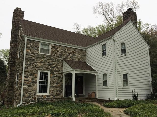 James Hardie Siding Installation on Historic Home in Wallingford, PA