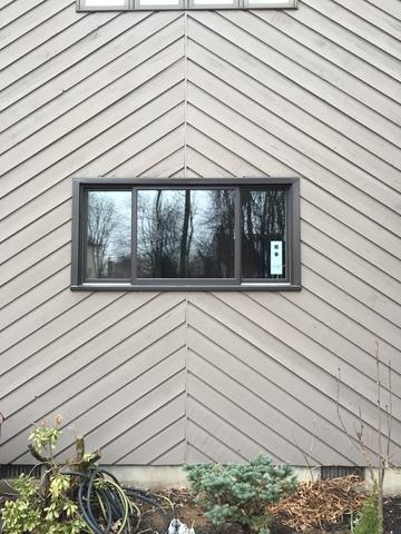 Marvin Fiberglass Window Installation in Morristown, NJ - After Photo