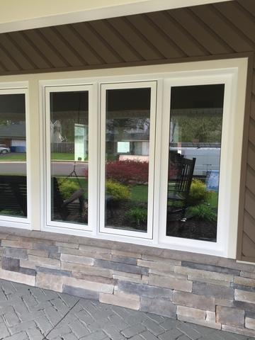 Replacement Casement Window Installation in Marlton, NJ