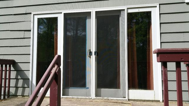4 Panel Marvin French Door Installation in Medford, NJ