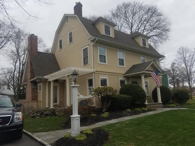 Metal Slate Roof Replacement in Summit, NJ