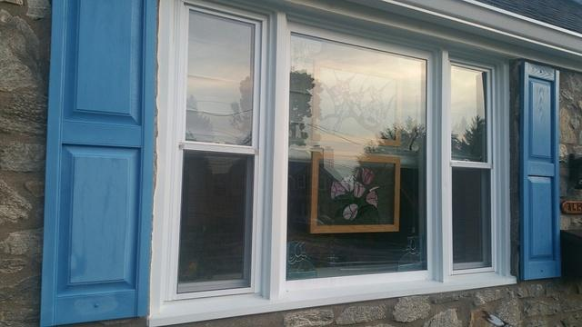 Marvin Infinity Window Installation in Springfield, PA