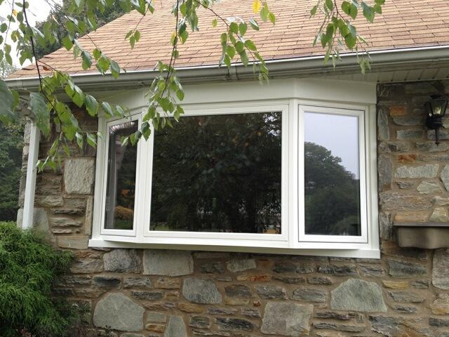 GlobalTech Bay Window Installation in Southampton, PA