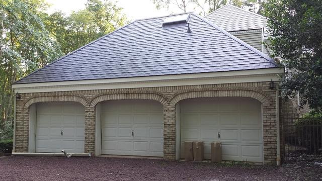 Metal Shingle Roofing with Kynar Coating in Manalapan, NJ