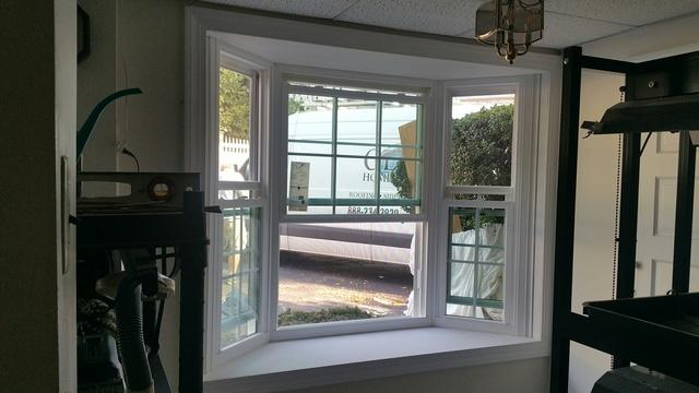 GlobalTech Bay Window Installation in King of Prussia, PA